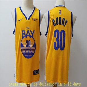 Mens Golden State Warriors Stephen Curry Jersey